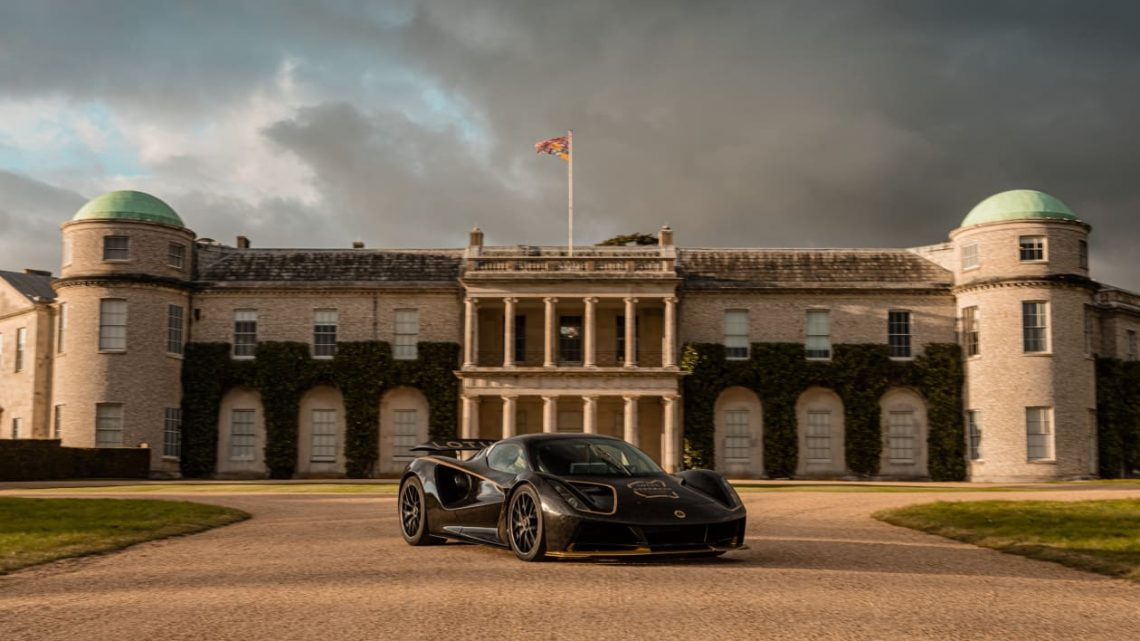 Goodwood Festival of Speed 2021: live