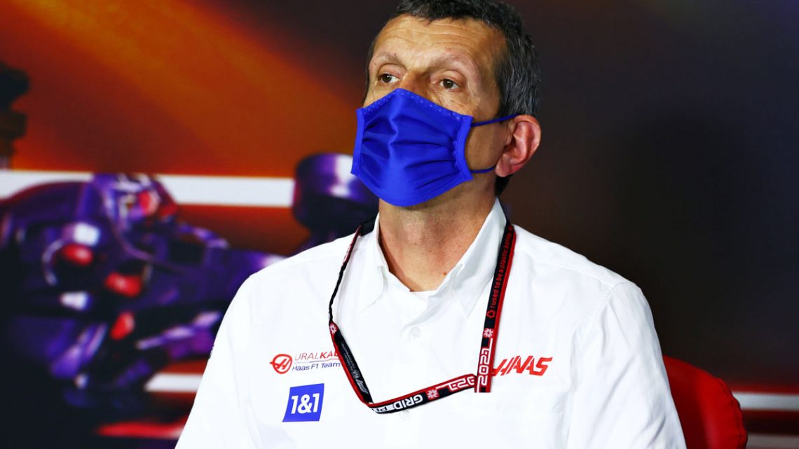Guenther Steiner calls for end to triple-headers