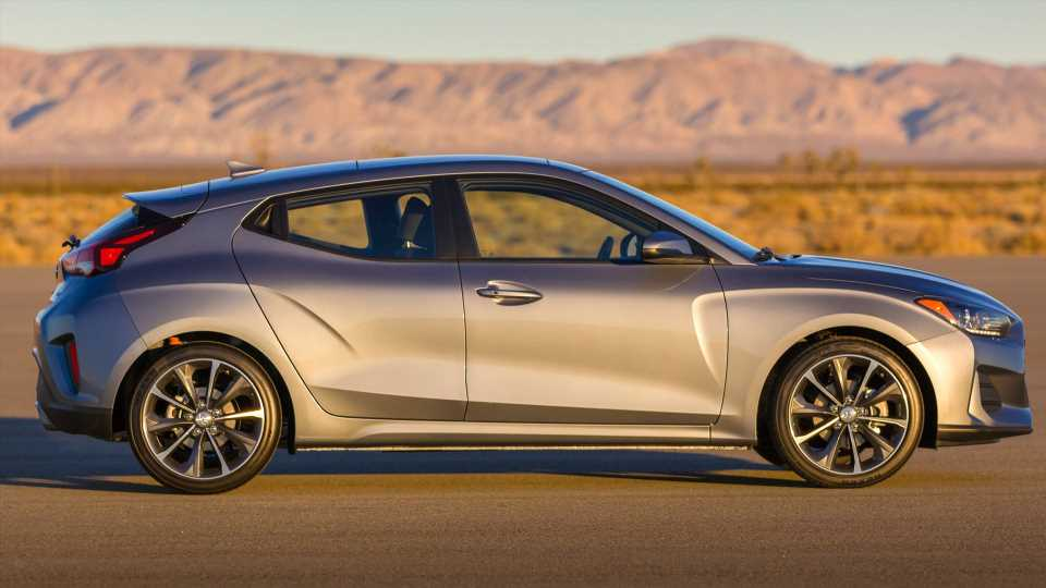 Hyundai Veloster Is Dead Except for the N Version