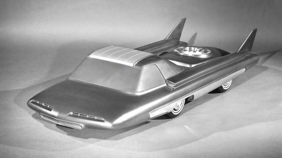 Inside the Impossible Dream of the Nuclear-Powered 1958 Ford Nucleon