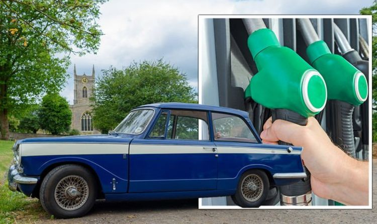 Introducing new e-fuels could be a 'lifeline' for classic car owners