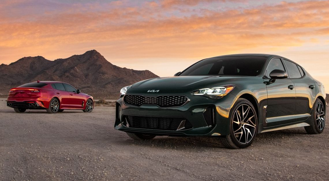 Kia Stinger to be discontinued after 2022 model year? – paultan.org