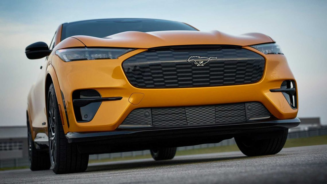 Mach-E Outsells Gas Mustang In June, Ford Monthly Sales Way Down