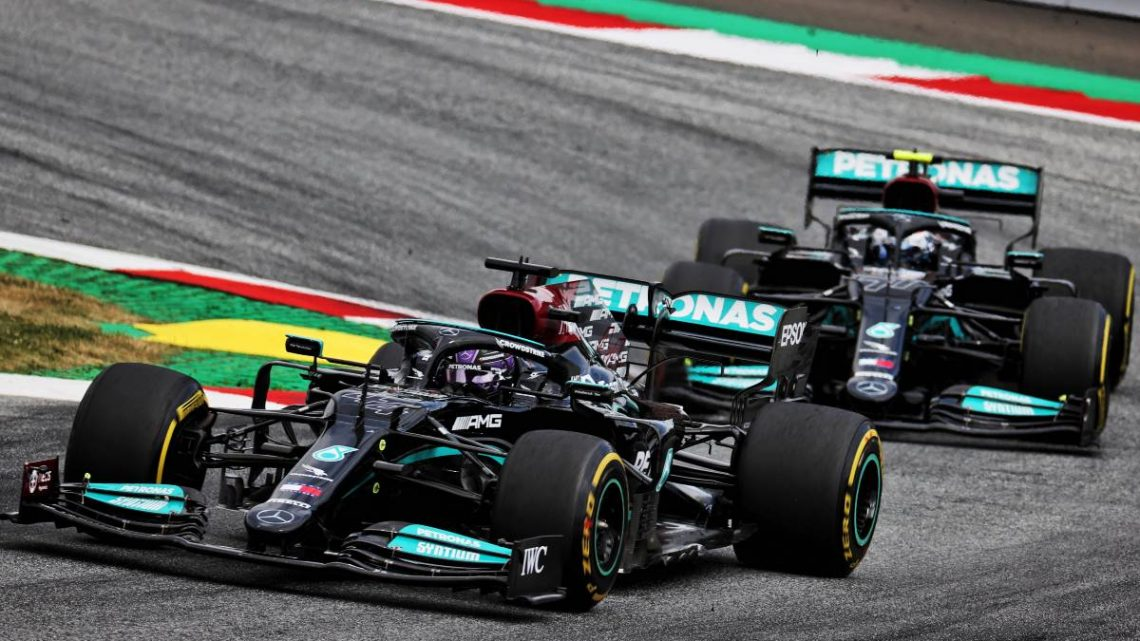 Mercedes aim to 'blow everybody away' at Silverstone   Planet F1