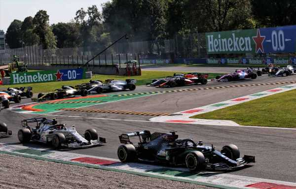 Monza confirmed as second sprint qualifying test venue