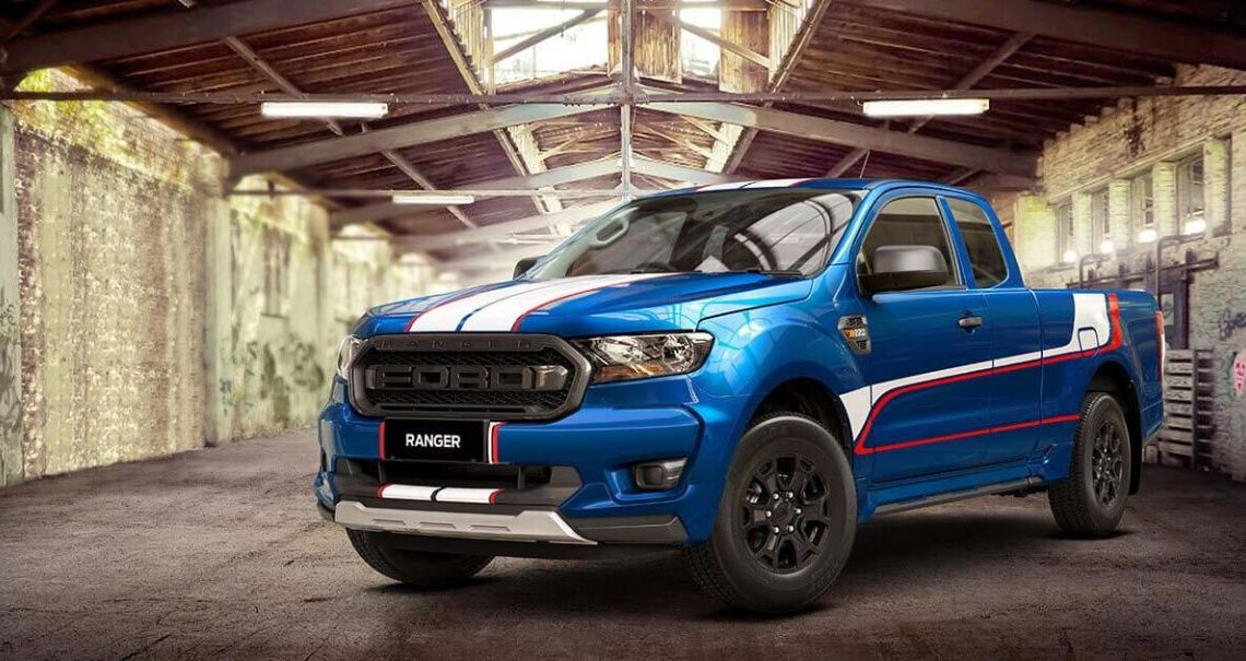New Ford Ranger XL Street Special Edition in Thailand – paultan.org