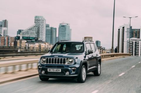 New all-electric compact Jeep SUV in the works