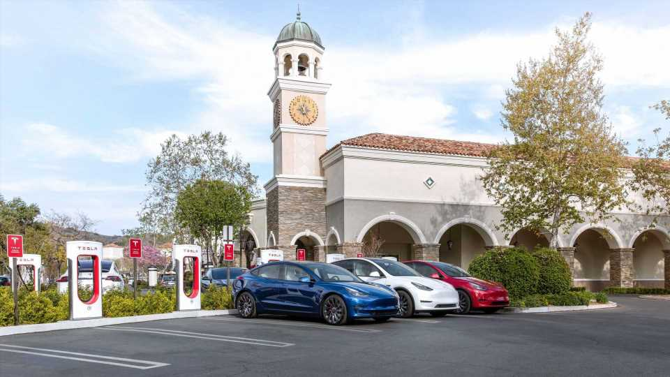 Official: Tesla Superchargers Will Be Open To Other EVs This Year