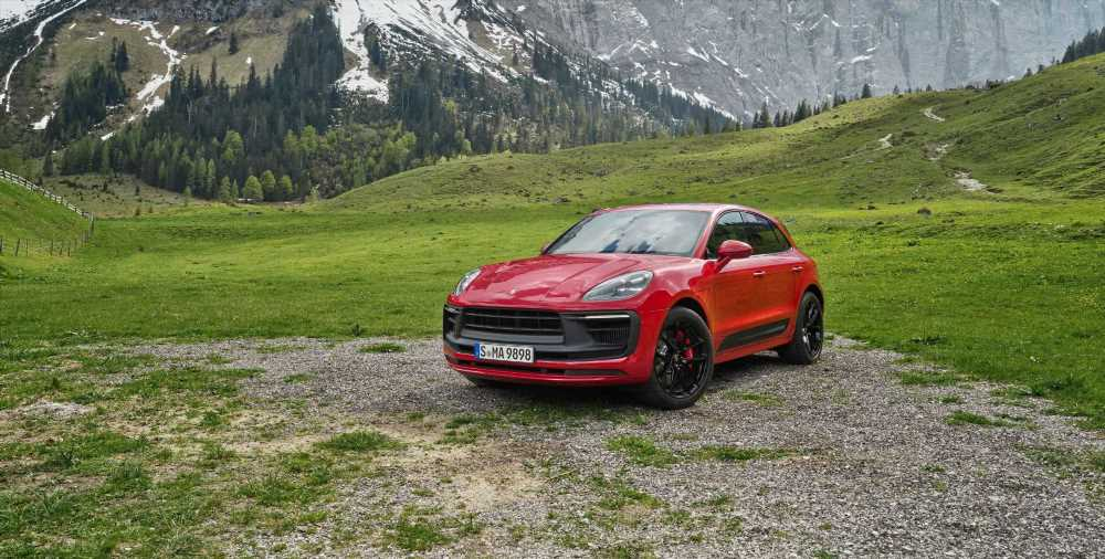 Porsche Says Its 2022 Macan Is More Capable and Better Looking Than Ever