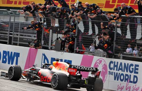 Race: Cruise control for Max; Norris bags another P3