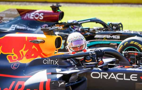 Ralf doesn't 'suspect anything will come' of RBR review