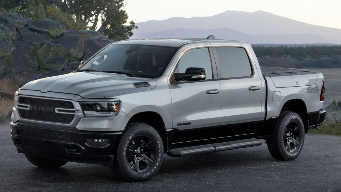 Ram 1500 BackCountry Edition Debuts With Black Accents, Extra Equipment