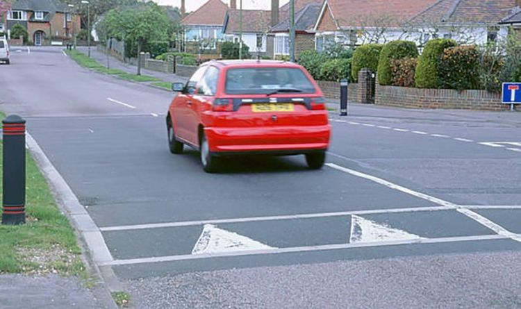 'Remove them all' Tory councillor backs ban on speed bumps