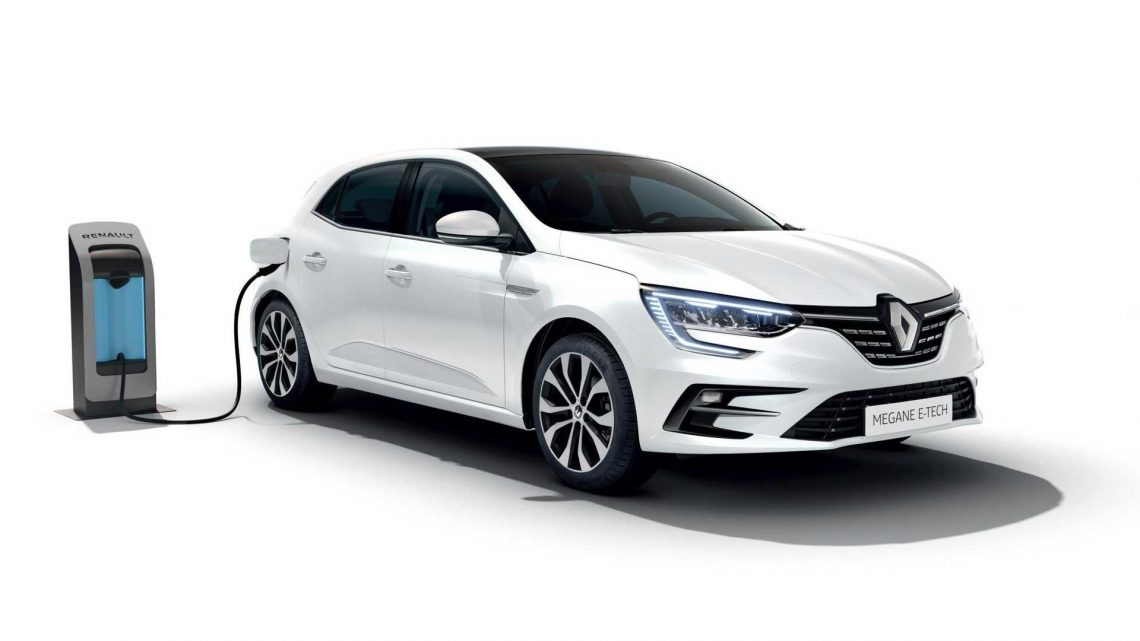 Renault Megane Ditches ICEs In The UK, Is Now PHEV-Only