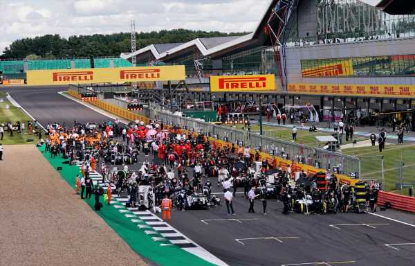 Silverstone open to staging a second 2021 grand prix   Planet F1