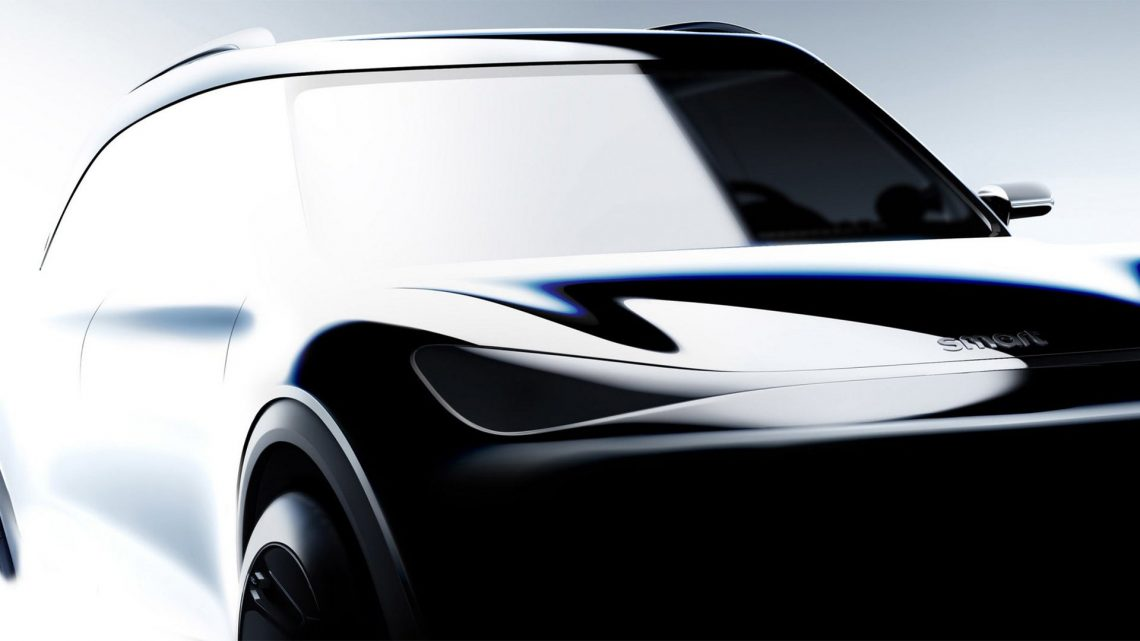 Smart Also Wants in on Electric SUVs