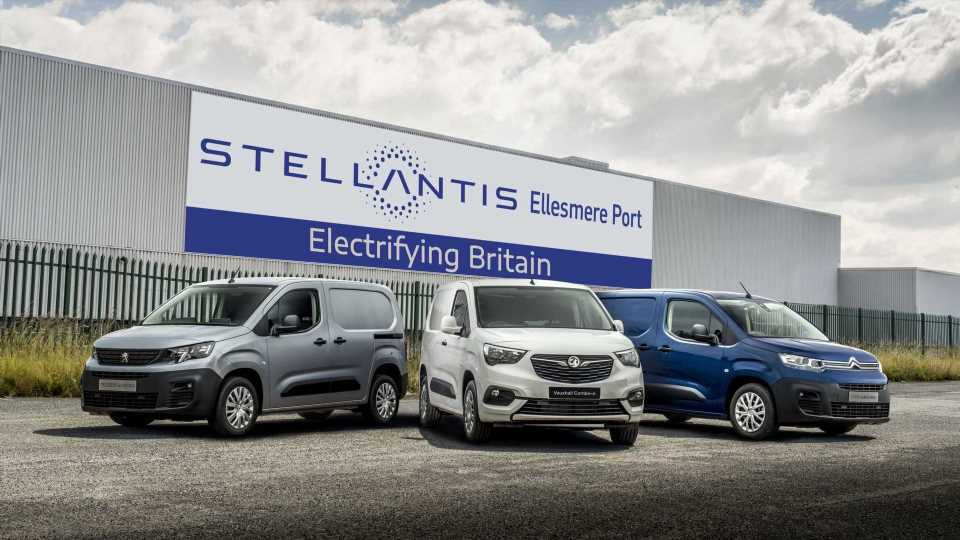 Stellantis Announces Its First Plant Dedicated To BEVs