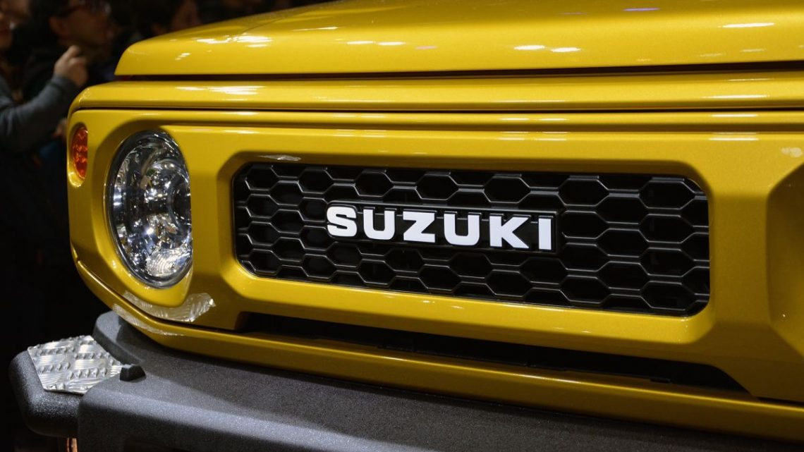 Suzuki to introduce its first EV by 2025, set for India – paultan.org