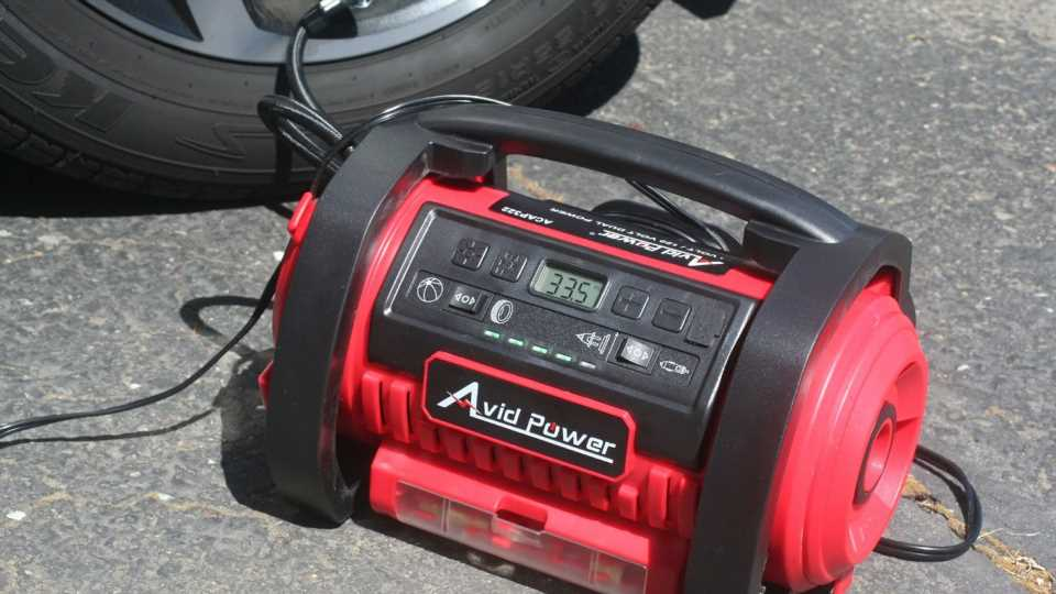 The Avid Power Tire Air Compressor Is Both Too Small and Too Big: Review