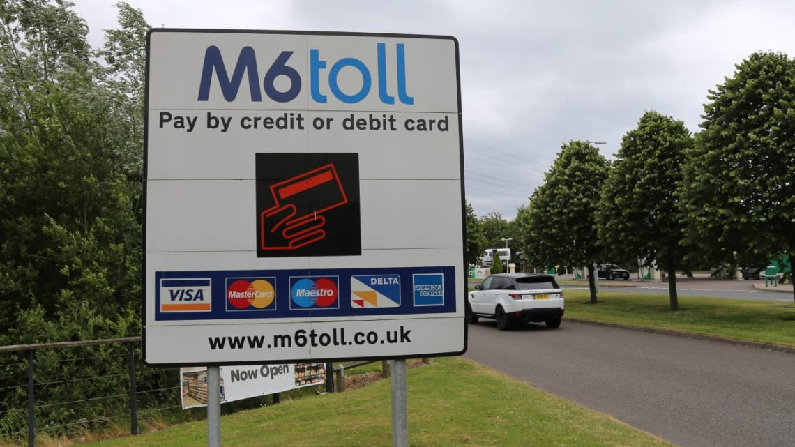The M6 toll: prices and alternatives explained