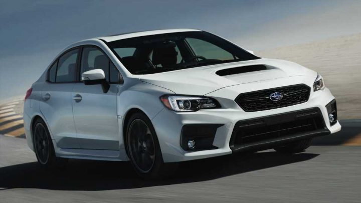 The New 2022 Subaru WRX Will Be Revealed on August 19