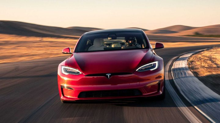 This Tesla Model S Plaid Raffle Has Amazing Odds, Enter To Win