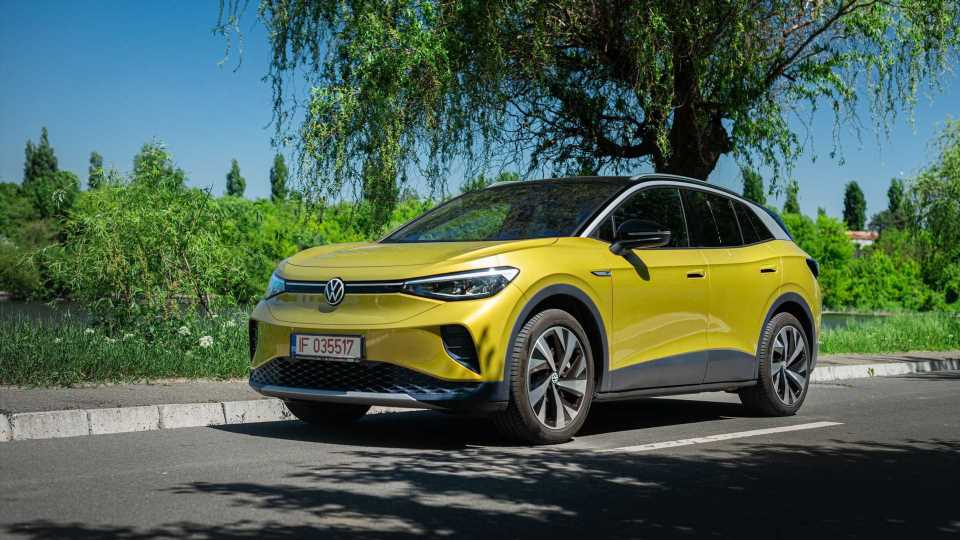 VW Launches Over-The-Air Updates For ID Electric Vehicle Family