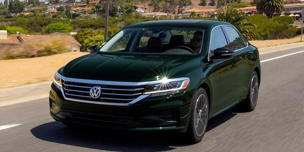 VW Passat Production to End, Making Room for ID.4