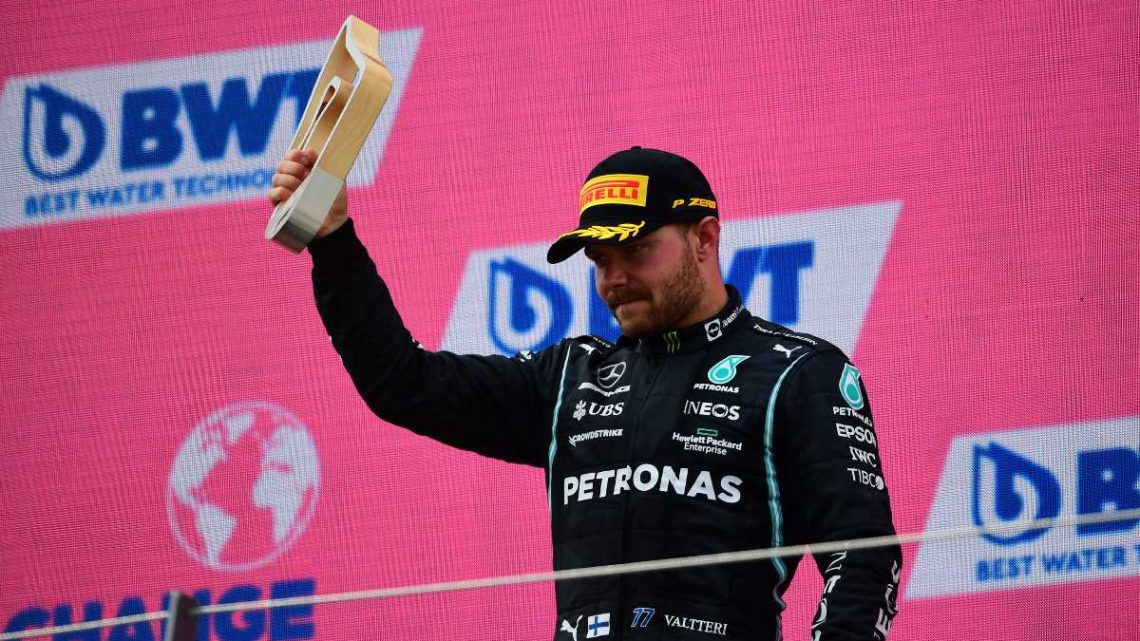 Valtteri Bottas returned to the level he expects in Austria