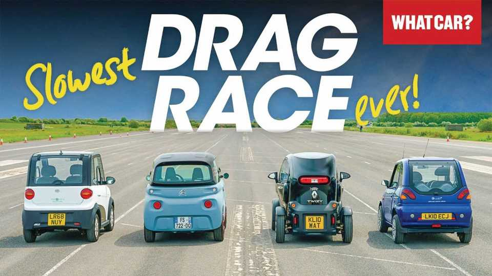 Which Mini-EV Sold In Europe Is The Quickest In A Drag Race?