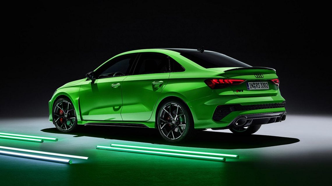 2021 Audi RS3 on sale now from £51k