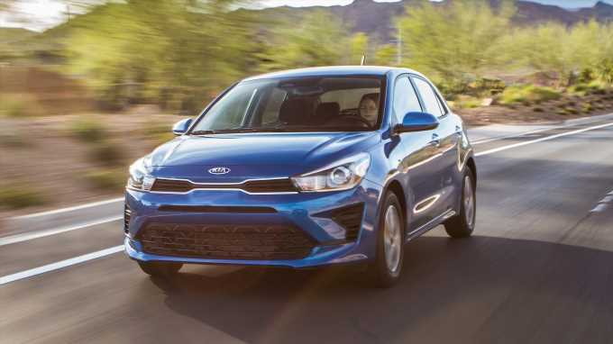 2021 Kia Rio Hatchback First Test: Scrappy and Sensible