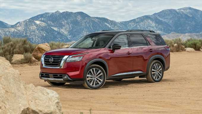 2022 Nissan Pathfinder First Test Review: So, Is the New One Any Good?