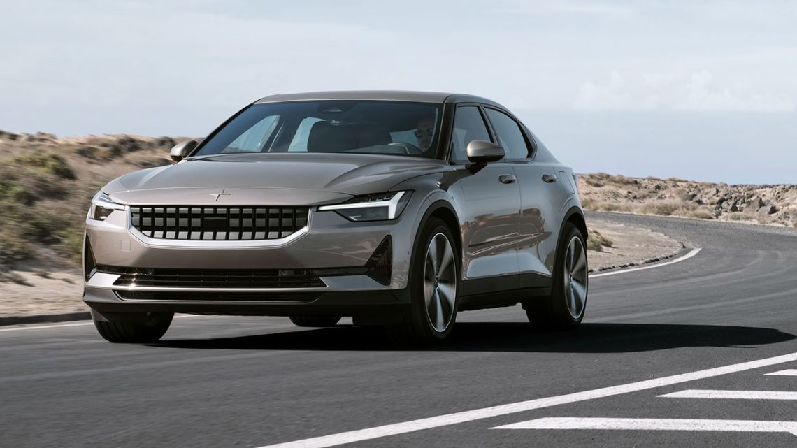2022 Polestar 2 Gets More Range and a Lower Price