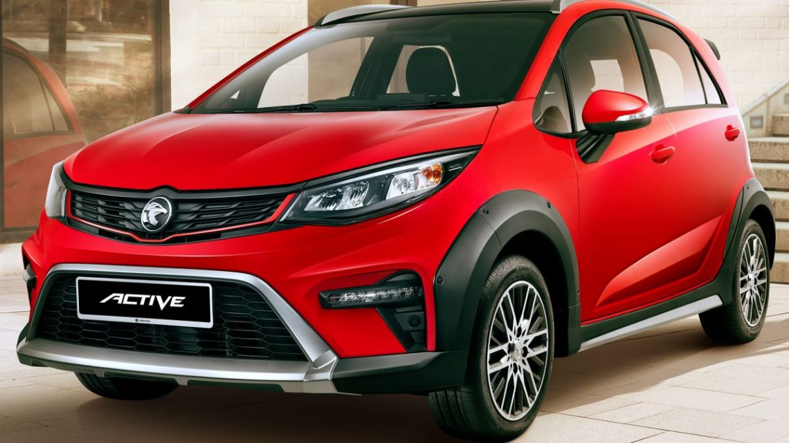 2022 Proton Iriz facelift launched – new SUV-style Active, LED lights, revised interior, RM40k to RM54k – paultan.org