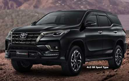 2022 Toyota Fortuner GR Sport launched in Indonesia; sporty kit for 2.7L petrol and 2.4L diesel – from RM160k – paultan.org