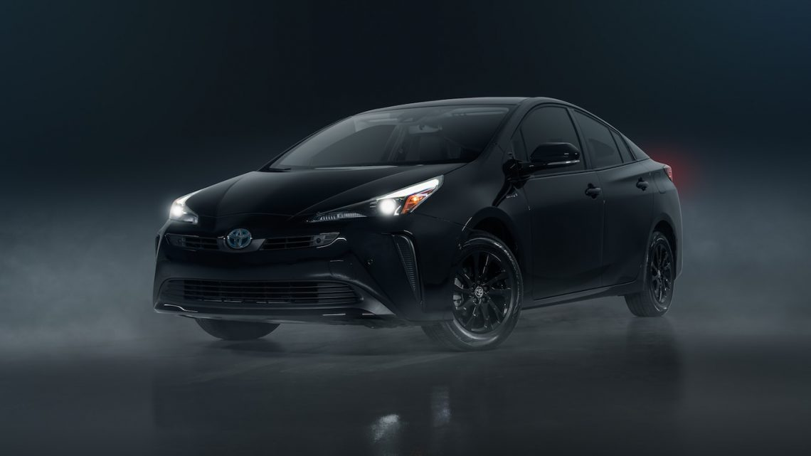 2022 Toyota Prius Nightshade Edition: First Hybrid With the Night Treatment