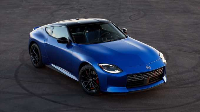 2023 Nissan Z Shares Z34 Chassis Code With 370Z