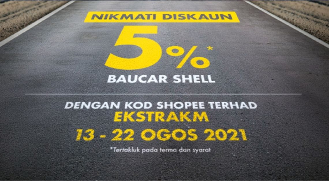 AD: Ten car clubs recommend Shell FuelSave 95 – in celebration, get 5% off on Shell vouchers on Shopee – paultan.org