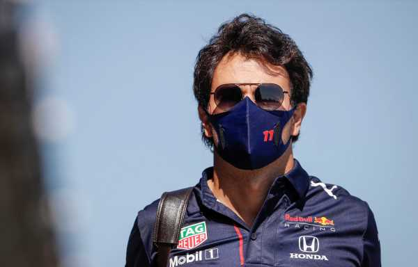 Adrian Newey describes new perspective offered by Sergio Perez