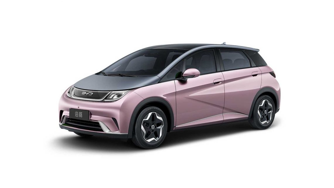 Affordable BYD Dolphin (EA1) Enters The Market In China