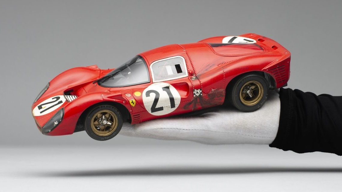 Amalgam Rolls Out Incredibly Realistic Models of Famous Le Mans Cars