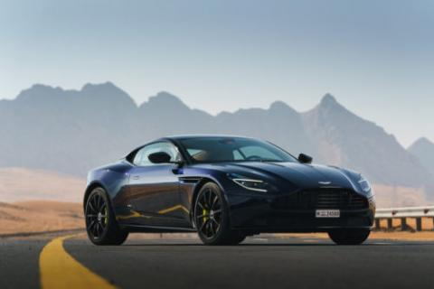 Aston Martin's first pure-electric sports car coming in 2026