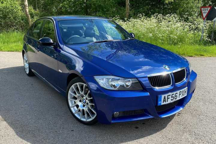BMW 320si | Spotted
