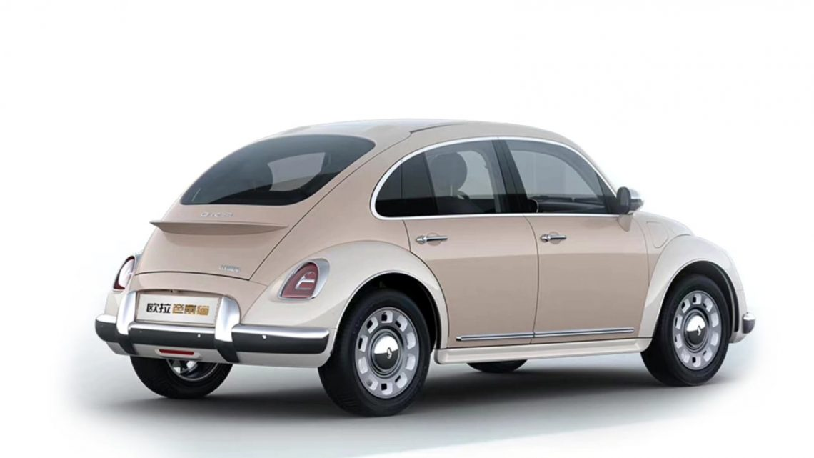 Beetle-Style EV on the Way, Whether VW Wants It or Not