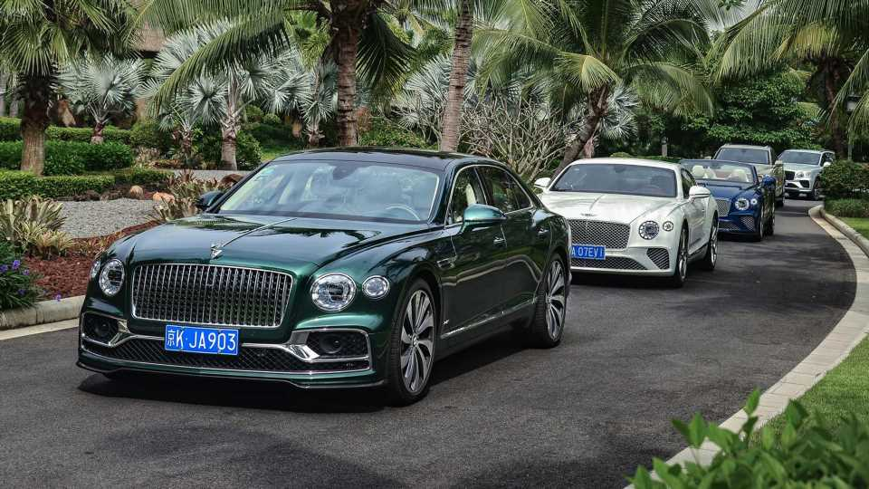 Bentley's First Half of 2021 Has Been More Profitable Than Any Full Year Before
