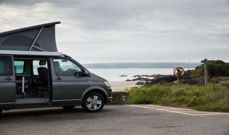 Campervan free parking leads to frustration with locals in Wales as staycations increase