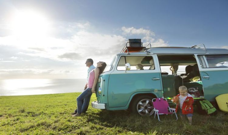 Campervans offer 'freedom' – but warning issued as demand for motorhomes soars in UK