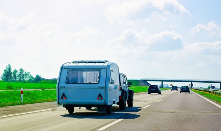 Caravan speed rules drivers must know before setting off this summer