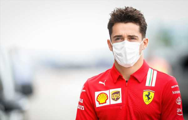 Charles Leclerc needed 'nearly a year' to understand Ferrari